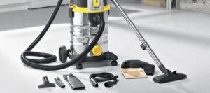 accessoires aspirateur de chantier