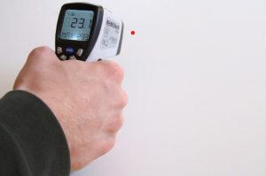 meilleur thermomètre laser comparatif guide d'achat