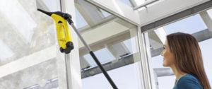 rallonge télescopique nettoyeur de vitre