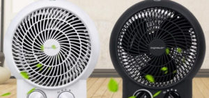 radiateur soufflant silencieux