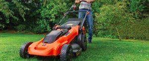 meilleure tondeuse pelouse sans fil largeur de coupe