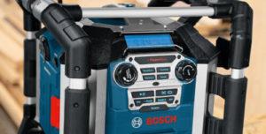 meilleure radio de chantier pas cher