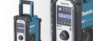 meilleure radio de chantier Makita