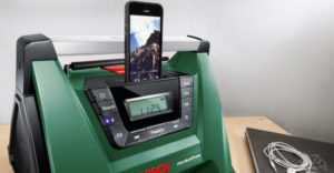 meilleure radio de chantier Bosch
