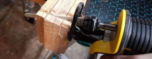 utiliser scie sabre filaire sans fil comparatif guide d'achat