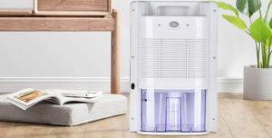 meilleur déshumidificateur d'air comparatif guide d'achat pas cher