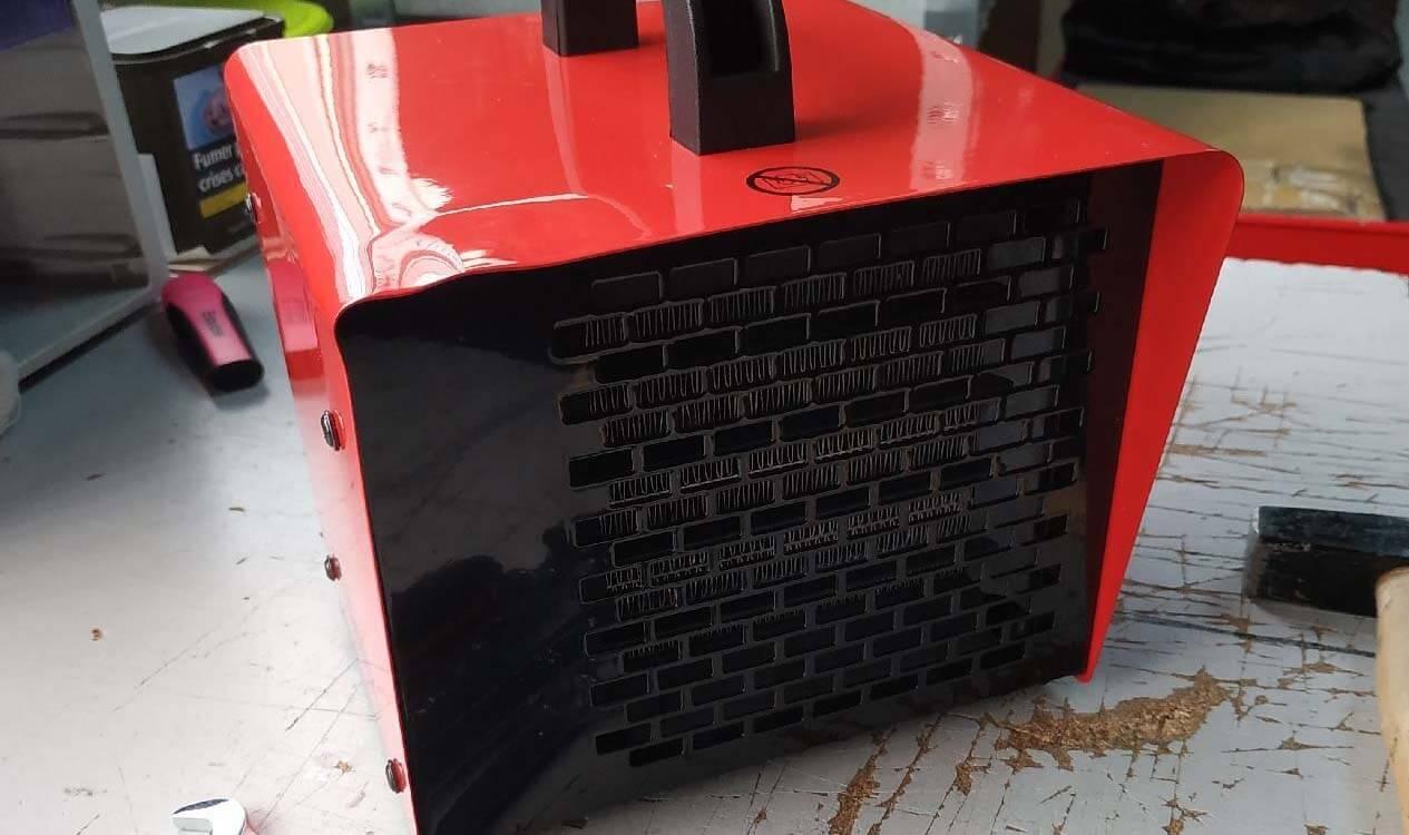 meilleur chauffage chantier atelier comparatif guide d'achat pas cher