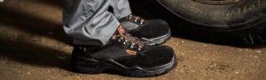 meilleures chaussures de sécurité