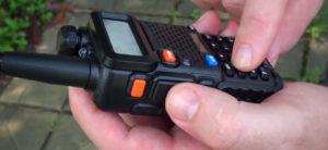 meilleure autonomie talkie walkie pas cher
