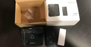 avis test essai sonnette sans fil avantek d-3G d3G