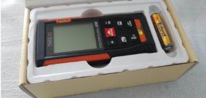 avis test essai télémètre laser Tacklife HD40