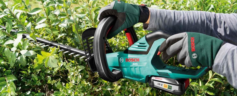 avis test essai taille haie Bosch sans fil AHS 50-20 LI